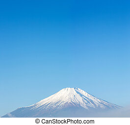 fujisan Yamanaka Lake Japan - Panorama of Mountain Fuji...