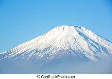 fujisan Yamanaka Japan - Fuji fujisan from yamanaka lake at...