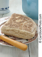 Irish Soda Bread or Soda Farls