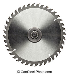 Circular saw blade for wood work