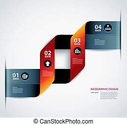 business step paper template