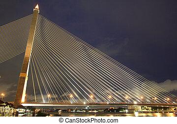 8,  rama, ponte
