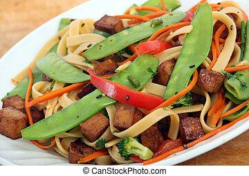 tofu saute