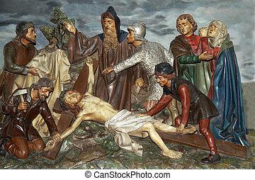 Crusifixion, Jesús, Cristo