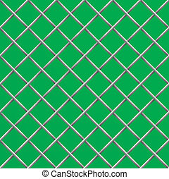 soccer net background - illustration of a seamless soccer...