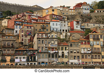 Porto Oporto Ancient town in Portugal
