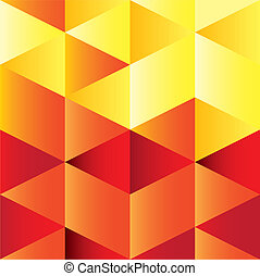 abstract pattern with gradient