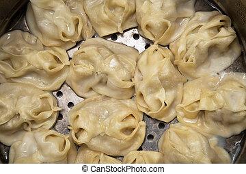 Russian dumplings