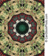 Tartan abstract 2 - tartan abstract