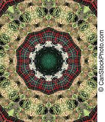 Tartan abstract 2 - tartan abstract