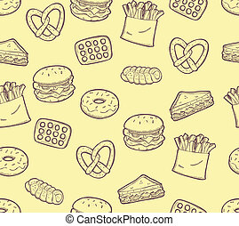 Food background Vector Clipart Illustrations. 287,736 Food ...