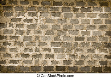 background of a brick wall