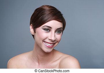 Beauty Image of a Beautiful Woman