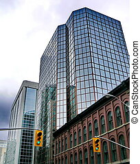 Skyscrapers in Ottawa, Canada