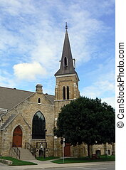 St Andrews presbyterian church, Gananoque,Canada - St...