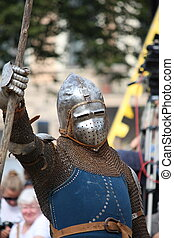 "capacete, identificado, Riga, agosto, armadura, ""sword,..."
