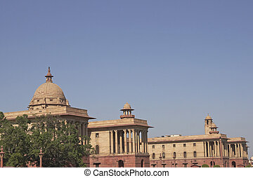 Home of the Indian Government