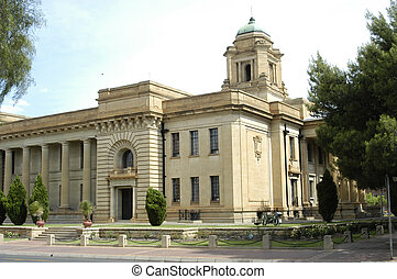 Supreme court, Bloemfontein, South Africa - Supreme court,...