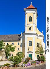 Eisenstadt Franciscan Monastery Church, Austria - Eisenstadt...