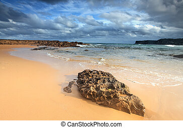 North Avoca Beach, on the Central Coast of NSW Australia