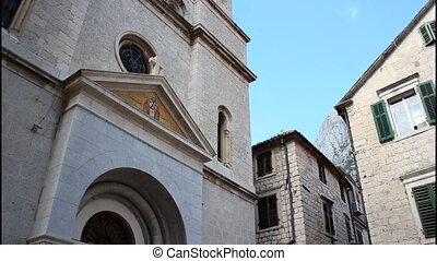 Church of St Nicholas - Kotor, old town, Church of St...
