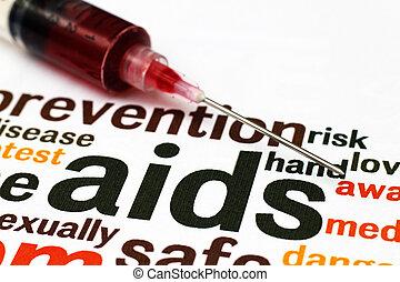 HIV, -, ajudas
