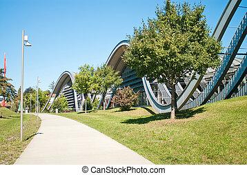 Zentrum Paul Klee - The Zentrum Paul Klee is a museum...