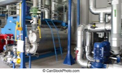 biogas generator sludge