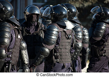 public safety forces - equipped special public safety forces...