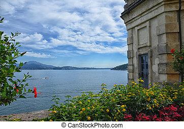 Borromean, Palace-Isola, Bella-Italy, 3