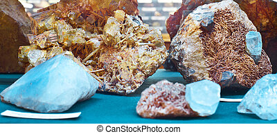 crystal minerals