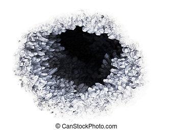 quartz geode