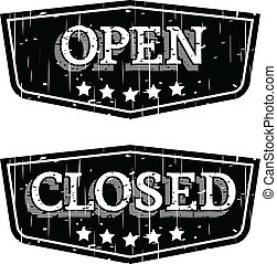 Open & Closed