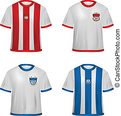 Jerseys - Sport Jerseys with Emblems