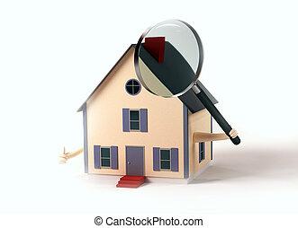 Casa ispezione for Ispezione finale a casa