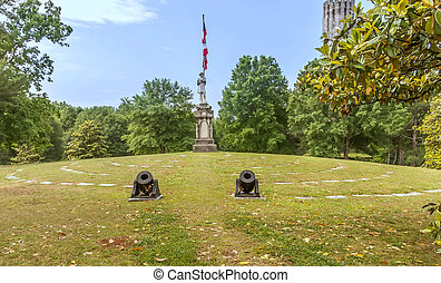 Confederate Cemetery - Confederate Knoll at Westview...