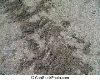 Beach Sand patten texture from Angel Island Quarry Beach -...