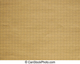 Yellow paper - Blank yellow paper sheet useful as a...