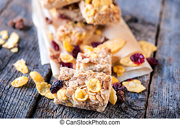 Homemade cranberry cookie - Homemade cranberry and corn...