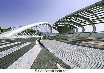 Bridge (Basque Country) - barakaldo Bridge (Basque Country)
