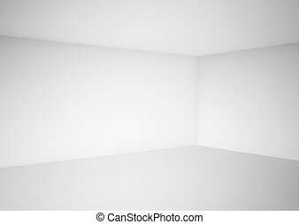 empty room - high definition empty white room