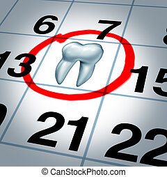 Dentist Appointment - Dentist appointment and dental check...