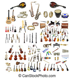 Música, instrumentos
