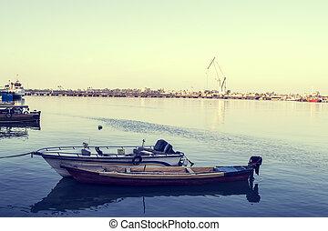 Arab Sea - Basra, Iraq