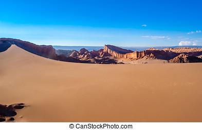 Atacama Desert View