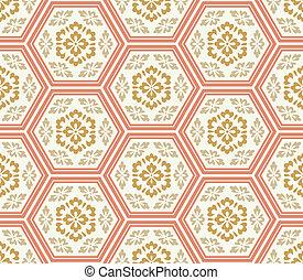 seamless japanese fabric pattern