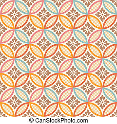 seamless japanese fabric pattern - seamless japanese style...