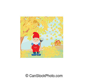 dwarf autumn