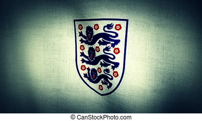 World Cup England Logo Flag Treated - CG World Cup England...