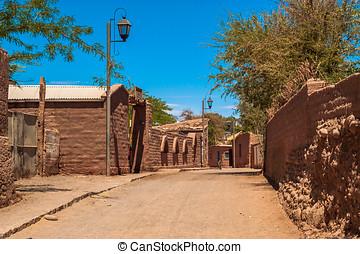 San Pedro de Atacama Village